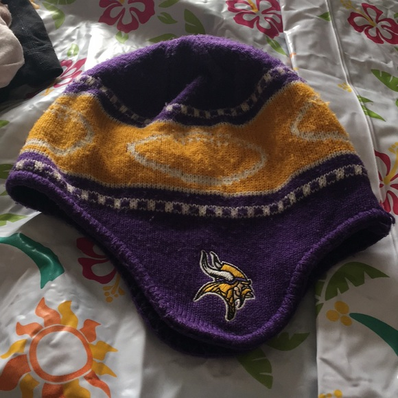 Minnesota Vikings kids hat
